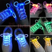 LED világítós cipőfűző