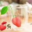 Teafilter tartó -eper-1
