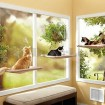 Ablakra rögzíthető macskaágy-6