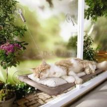 Ablakra rögzíthető macskaágy