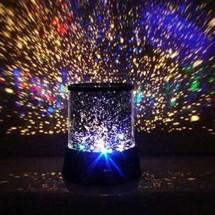 Csillagkivetítős lámpa
