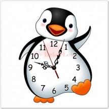 Gyerek falióra - Pingvines