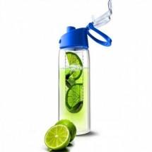 Gyümölcstárolós palack - kék