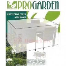 Kerti bútor védő fólia - sötétzöld
