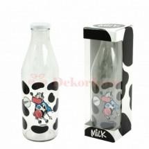 Bocis tejes üveg