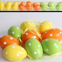 Húsvéti tojások - 9 db