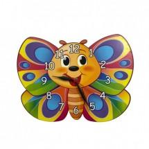Pillangós gyerek falióra