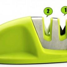 Késélező-zöld